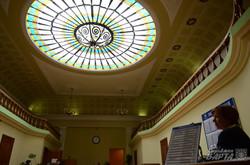 Готель на території вокзалу