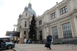 Головний залізничний вокзал Львова