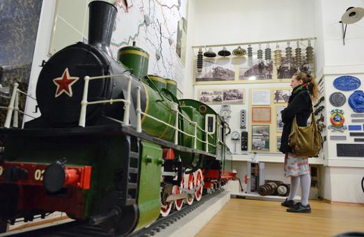Екскурсія музеєм історії Львівської залізниці (ФОТОРЕПОРТАЖ)