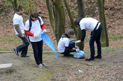 У Львівських парках стартувала загальноміська толока (ФОТО)