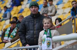 Матч єдності між фанатами «Динамо» і «Карпат» завершився внічию 8:8 (ФОТО)