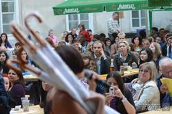 Сьогодні стартував музичний фестиваль «Флюгери Львова» (ФОТО)