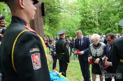 У Львові вшанували пам'ять жертв Другої світової війни (ФОТО)