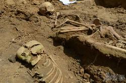 У Львові віднайшли спецкладовище НКВС: масове поховання жінок, дітей і немовлят (ФОТО)