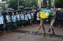 У Львові відсвяткували День Героїв (ФОТО)
