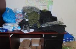 Львів'яни відправили до АТО 50 бронежилетів та прилади нічного бачення (ФОТО)