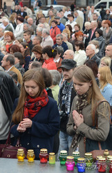 У Львові відбулась панахида за загиблими військовослужбовцями (ФОТО)