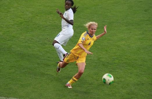 Видовищний жіночий футбол