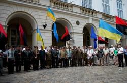 Львів відзначив 73-тю річницю відновлення Української Держави (ФОТО)