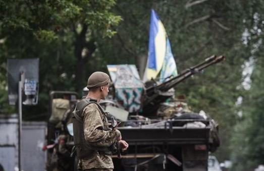 До Львова прибуло 14 поранених військових зі Сходу