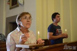 У Львові помолилися за загиблими в авіакатастрофі під Торезом (ФОТО)
