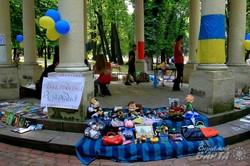 Студенти львівських вишів збирають кошти для української армії (ФОТО)