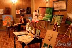 """Благодійний аукціон """"Митці-воїнами"""" пройшов у Львові (ФОТО)"""
