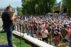 Зі Львова бійцям на Сході доставлятимуть адресні посилки (ФОТО)