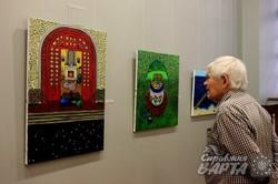 """Затишна виставка Наталі Бартків """"Дім там де ти (ФОТО)"""