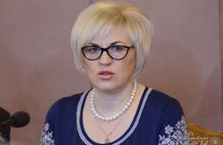 Ірину Сех звільнено з посади голови Львівської ОДА