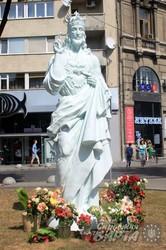 У центрі Львова без дозволу встановили нову фігуру (ФОТО)