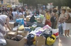 Три дні волонтери збиратимуть допомогу військовим