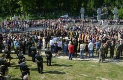 Сьогодні на Львівщині День жалоби