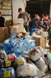 На День Незалежності зі Львова доставлять 60 тонн військової допомоги для бійців АТО (ФОТО)