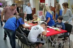 Дітки Львова у малюнках подякували бійцям АТО (ФОТО)