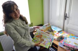 Львів'яни збирають канцтовари та шкільне приладдя для дітей з Криму та Сходу (ФОТО)