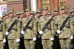 У Львові склали присягу курсанти-першокурсники Академії сухопутних військ (ФОТО, ВІДЕО)