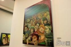 """Еротична виставка Коха у львівській """"Зеленій канапі"""" (ФОТО)"""