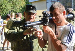 Стрільба із РПГ-7 лише на перший погляд може здатися простою справою