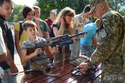 Вивчати стрілецьку зброю цікаво перш за все дітям