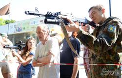 У Львові розпочинаються військові навчання для городян (ФОТО)