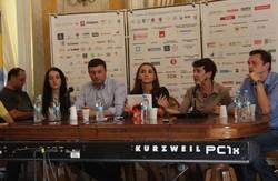 Оксана Забужко презентувала проект «Літопис самовидців»