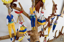 """У Львові стартував фестиваль ляльок та іграшок """"Ляльковий світ. LADY & TEDDY"""" (ФОТО)"""