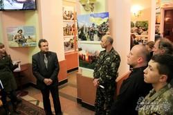У львівському Будинку офіцерів запрацювала фотовиставка військових кореспондентів (ФОТО)