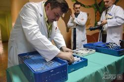 Львівська дитяча клінічна лікарня отримала нейроендоскоп, вартістю 86 тис. доларів (ФОТО)