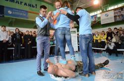 У Львові стартував Ярмарок спорту (ФОТО)