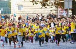"""У Львові відбувся благодійний марафон """"Пробіг із вірою в серці"""""""