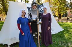На благодійному середньовічному ярмарку у Львові збирали кошти для АТО (ФОТО)