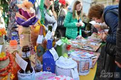 Львівські бібліотекарі організували благодійний ярмарок  для поранених в АТО (ФОТО)