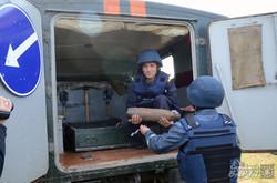 На вітчизняній ГТС вчилися протистояти диверсіям терористів (ФОТО)