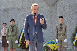 Міський голова Львова Андрій Садовий