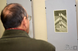 У Львові відкрилась виставка Олександра Аксиніна «Метаграфіка. Досвід пізнання» (ФОТО)