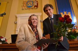 У Львові нагородили Праведників світу за порятунок євреїв під час війни (ФОТО)