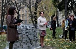 У Львові відкрили проект, присвячений Майдану (ФОТО)
