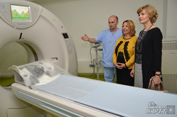 У дитячій лікарні Львова відкрився надсучасний діагностичний центр (ФОТО)