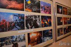 У Львові відкрили виставку присвячену річниці Євромайдану та Революції Гідності (ФОТО)