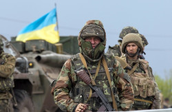 Після трьох місяців в АТО львівські десантники досі очікують ротації