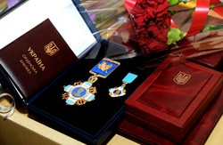 Петро Порошенко нагородив визначних львів`ян за видатні досягнення