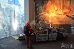У Львові відкрилася інтерактивна експозиція «Революція Гідності: ціна свободи» (ФОТО)