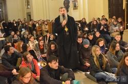У Соборі Святого Юра відбулась молитва «Тезе» з Владикою Венедиктом (ФОТО)